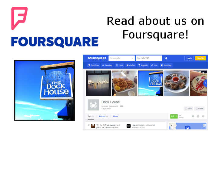 Link to Foursquare